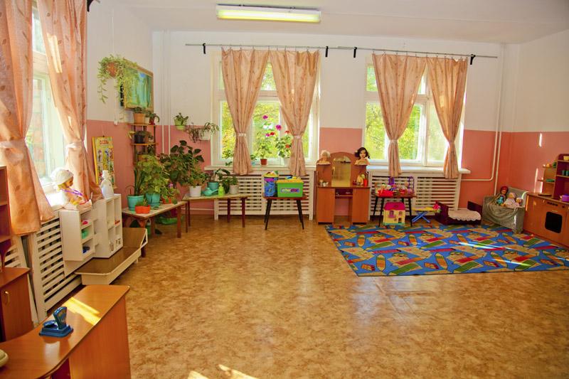 Интерьер моей группы в детском саду